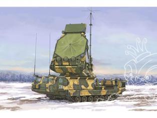 TRUMPETER maquette militaire 09522 S-300V 9S32 Radar Russe 1/35