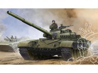 TRUMPETER maquette militaire 09546 T-72A Modele 1979 MBT 1/35