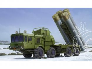 TRUMPETER maquette militaire 01057 40N6 de 51P6A TEL S-400 1/35