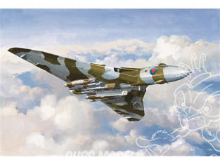 Trumpeter maquette avion 03931 Avro Vulcan B.MK2 1/144