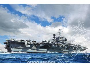 TRUMPETER maquette bateau 06716 USS John F.Kennedy CV-67 1/700