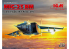 Icm maquette avion 72175 MiG-25 BM avion d'attaque soviétique 1/72