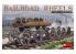 Mini Art maquette militaire 35607 ROUES FERROVIAIRES 1/35