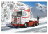 Italeri maquette camion 3944 SCANIA Streamline 143H 6x2 1/24