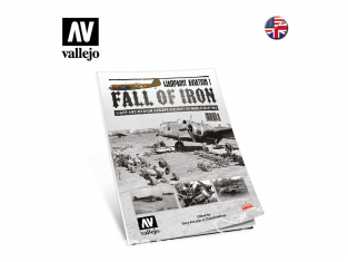 Vallejo Librairie 75016 Warpaint Aviation 1: Fall of Iron en langue Anglaise