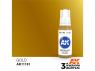 Ak interactive peinture acrylique 3G AK11191 Or 17ml