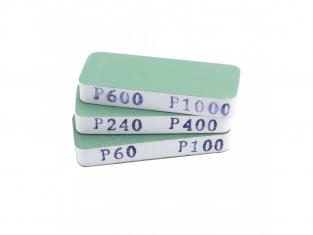 ModelCraft PAB1300 Extra Flexi Line pad a poncer x 3