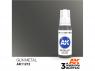 Ak interactive peinture acrylique 3G AK11212 Gun métal 17ml