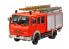 Revell maquette camion 07655 Mercedes-Benz 1017 LF 16 pompier 1/24