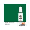 Ak interactive peinture acrylique 3G AK11226 Encre vert foncé 17ml