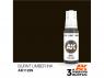 Ak interactive peinture acrylique 3G AK11229 Encre terre d'ombre brûlée 17ml