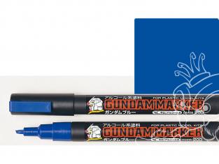Mr Hobby GM06 Marqueur Gundam pour la peinture Bleu