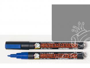 Mr Hobby GM12 Marqueur Gundam pour la peinture Gris foncé