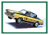 AMT maquette camion 1153 Plymouth Barracuda 1966 Hurst Hemi Under Glass 1/25
