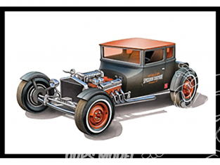 """AMT maquette voiture 1167 Ford T 1925 """"Chopped"""" 1/25"""
