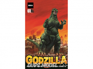 Polar Lights maquette 959 GODZILLA