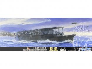 Fujimi maquette bateau 432021 Ryuho 1944 Porte-avions de la Marine Japonaise Impériale 1/700