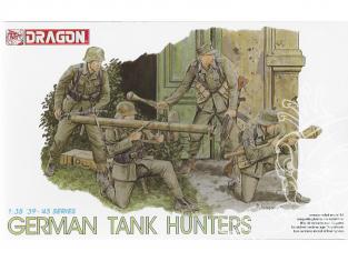 dragon maquette militaire 6034 Chasseur de char allemand 1/35