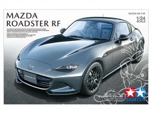 TAMIYA maquette voiture 24353 Mazda MX-5 RF 1/24
