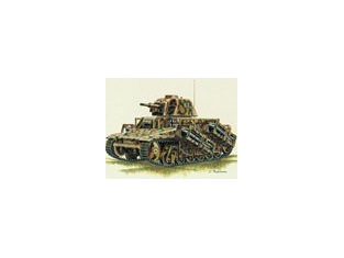 trumpeter maquette militaire 00352 panzer 1/35