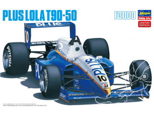 Hasegawa maquette voiture 20383 Plus Lola T90-50 F3000 1/24