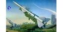 trumpeter maquette militaire 00206 Sam 2 missile 1/35