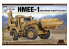 Panda Hobby maquette militaire 35041 HMEE-1 High Mobility Rngineer Excavator 1/35
