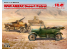 Icm maquette figurines DS3510 WWI ANZAC Desert Patrol Model T LCP, Utility, Touring 1/35