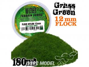 Green Stuff 504392 Herbe Statique 12mm Vert Herbe 180ml