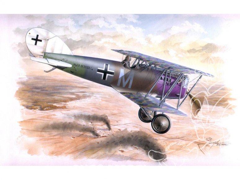 Special Hobby maquette avion 48024 Pfalz D.XII 1/48