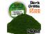 Green Stuff 504460 Herbe Statique 12mm Vert Foncé 280ml