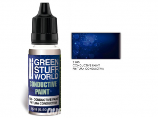 Green Stuff 2100 Peinture Conductrice