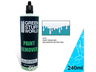 Green Stuff 504620 Décapant de Peintures 240 ml