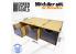 Green Stuff 505290 Ensemble modulaire 3x tiroirs MDF