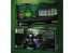 Green Stuff 506143 Artist Colours Set Peinture Verts