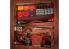 Green Stuff 506174 Artist Colours Set Peinture Rouge