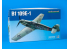 EDUARD maquette avion 84158 Messerschmitt Bf 109E-1 WeekEnd Edition 1/48
