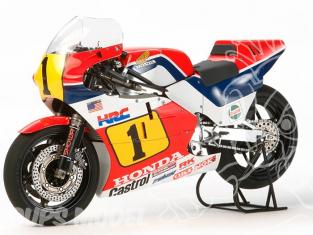 Tamiya maquette moto 14121 Honda NSR 500 1984 1/12