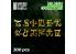 Green Stuff 505351 Runes et Symboles Elfiques