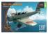 Clear Prop maquette avion CP144001 KI-51 Sonia (deux kits dans la boîte) 1/144