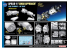 Dragon espace 11009 Apollo 11 approche lunaire CSM Columbia et LM Eagle 1/48