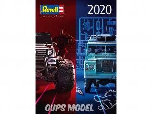 REVELL CATALOGUE 2020 (DE/GB)