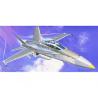 """Fujimi maquette avion 72015 F/A-18D Hornet """"Bengals"""" 1/72"""
