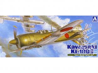 Aoshima maquette avion 08706 Kawasaki Ki-100-II Type 5 1/72
