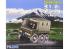 Fujimi maquette militaire 763101 Camion 3,5 Tonnes Cartoon