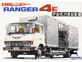 Fujimi maquette camion 011608 Hino Ranger 4E 1/32