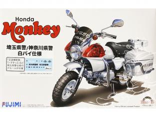 Fujimi maquette moto 141770 Honda Monkey Police Série Limitée 1/12