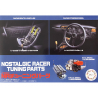 fujimi maquette voiture 111148 Pièces Tuning Nostalgic Racer 1/24