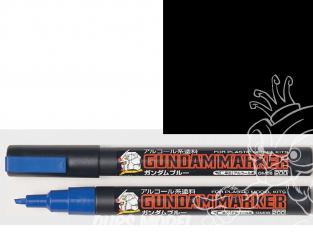 Mr Hobby GM10 Marqueur Gundam pour la peinture noir