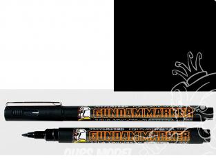 Mr Hobby GM20 Marqueur GUNDAM MARKER Type pinceau Noir